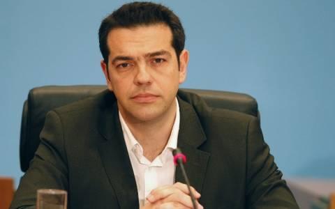 Συνάντηση Αλέξη Τσίπρα με τον υπουργό Εξωτερικών της Σερβίας