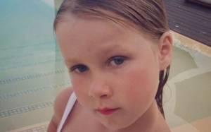 Είναι μόλις 6 χρονών και βάφεται όπως η διάσημη μαμά της