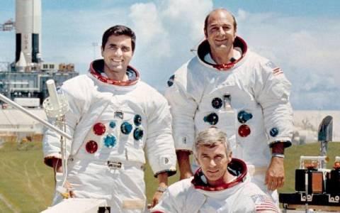 Η τελευταία αποστολή του προγράμματος Apollo στη Σελήνη