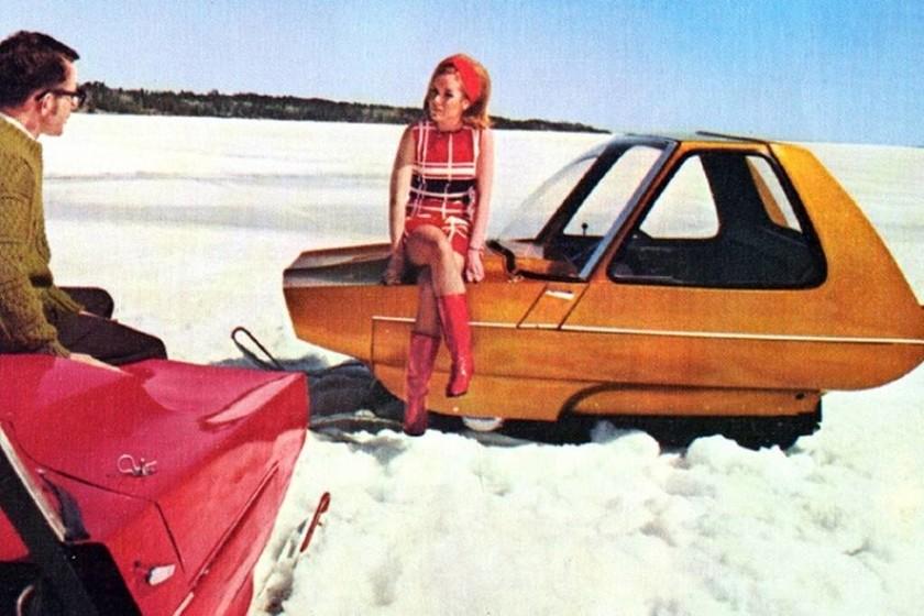 (1970-1973) Sno Coupe
