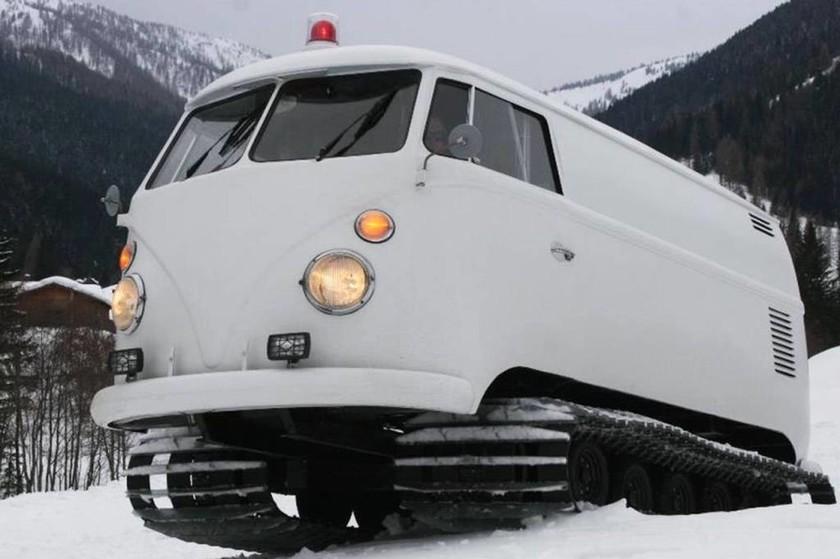 1966 VW T1 Snowmachine