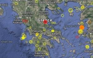 Σεισμός 4,2 Ρίχτερ στον Βόλο