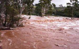 Μεγάλες καταστροφές στον Έβρο - Πάνω από τα όρια η στάθμη
