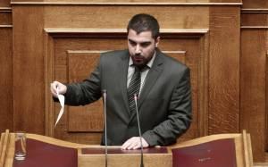 Ματθαιόπουλος: Από εμάς δεν θα δείτε ούτε μισή ψήφο
