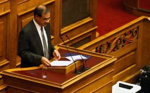 Χαρδούβελης σε Τσίπρα: Συνεχίστε τις μεταρρυθμίσεις!