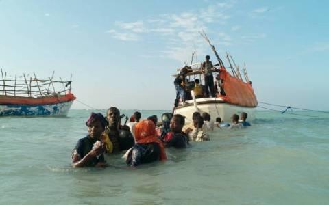 Υεμένη: Τραγωδία στην Ερυθρά Θάλασσα με Αιθίοπες πρόσφυγες