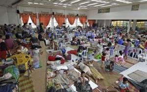 Φιλιππίνες: Τουλάχιστον 21 νεκροί από τον τυφώνα Χαγκουπίτ