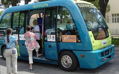 Έρχονται λεωφορεία χωρίς οδηγό - Πιλοτική εφαρμογή