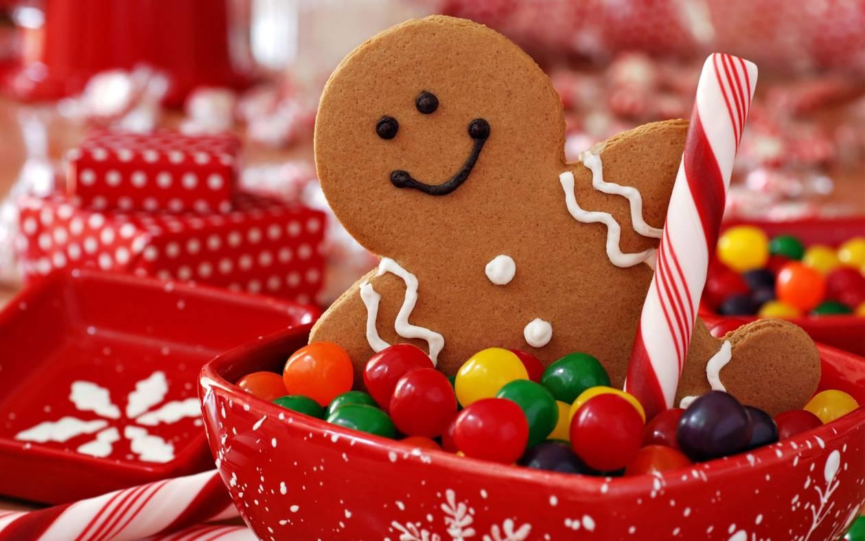 Δυσκολεύεστε να αντισταθείτε στους γιορτινούς πειρασμούς;