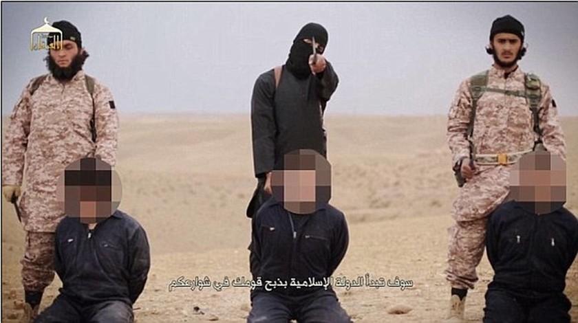 Nέα στοιχεία για το βίντεο της φρίκης των τζιχαντιστών