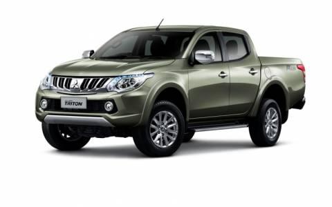 Mitsubishi: Το νέο Triton Sport Utility Truck στην Ταϋλάνδη