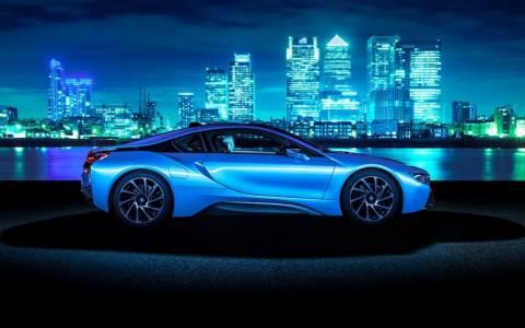 BMW: To i8 είναι το Car of the Year για το Top Gear