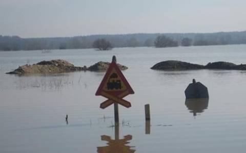 Αναγκαία τα έργα για την «συγκράτηση» του ποταμού Έβρου