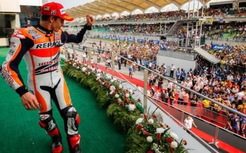 MotoGP: Μετακομίζει ο Marquez