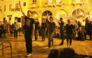 Αλληλεγγύη στο Ρωμανό από φοιτητές του στο Ναύπλιο (Pics)