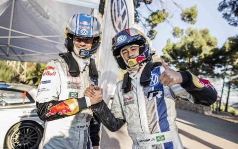 WRC: Μία βόλτα μόνο Sebastien