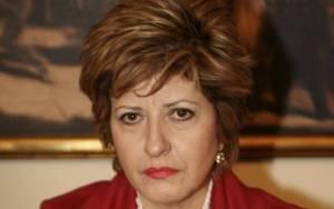 Κόλλια Τσαρουχά: Δεν ψηφίζω Πρόεδρο με τις παρούσες συνθήκες