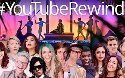 Τα καλύτερα βίντεο στο YouTube για το 2014