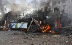 Φιλιππίνες: Έκρηξη βόμβας σε λεωφορείο - 10 νεκροί