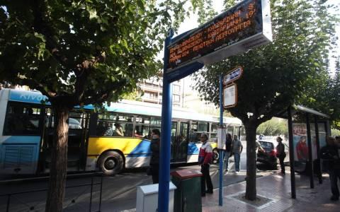 Νέες αλλαγές στα δρομολόγια λεωφορείων και τρόλεϊ