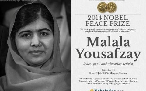 Μαλάλα: ονειρεύεται να γίνει κάποτε πρωθυπουργός
