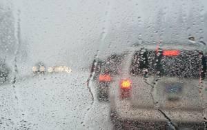 Κεντρική Μακεδονία: Κυκλοφοριακά προβλήματα λόγω βροχόπτωσης
