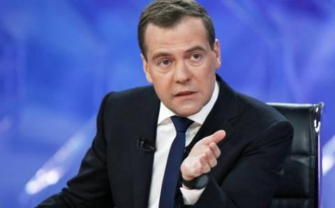 Μεντβέντεφ: Η Κριμαία είναι «το πεπρωμένο της Ρωσίας»