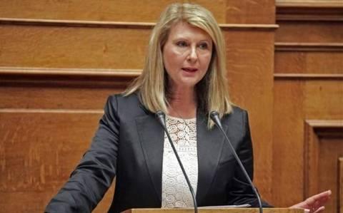 Σ. Βούλτεψη: Ο ΣΥΡΙΖΑ ρίχνει «λάσπη» με συκοφαντίες
