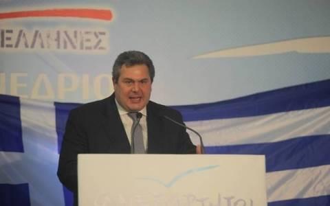 ΑΝΕΛ: Κοινή συνεδρίαση της ΚΟ και της Εκτελεστικής Επιτροπής