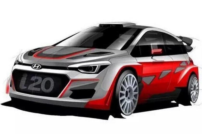 Hyundai: Η παρουσίαση του i20 WRC