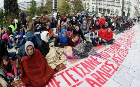 Ξεκίνησε η υποβολή αιτήσεων πολιτικού ασύλου από τους Σύρους