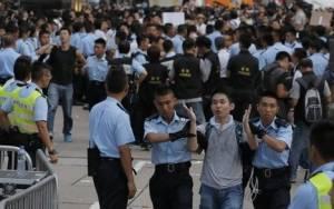 Χονγκ Κονγκ: Συλλήψεις διαδηλωτών