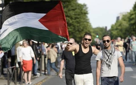 Υπέρ ενός παλαιστινιακού κράτους η γαλλική Γερουσία