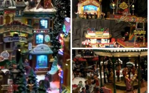 Το εντυπωσιακότερο χριστουγεννιάτικο πάρκο που είδατε ποτέ!
