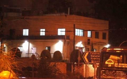 Επίθεση με καλάσνικοφ στην πρεσβεία του Ισραήλ