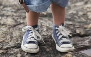 Τι να προσέξω όταν αγοράσω τα πρώτα παπουτσάκια του παιδιού