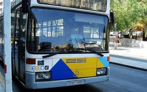 Λεωφορεία: Τι αλλάζει από Δευτέρα 15 Δεκεμβρίου
