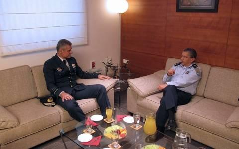Επίσκεψη Αρχηγού ΓΕΑ στο Ισραήλ