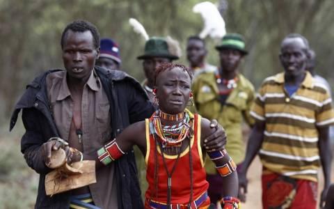 Κένυα: Νύφη σε καλή τιμή (pics)
