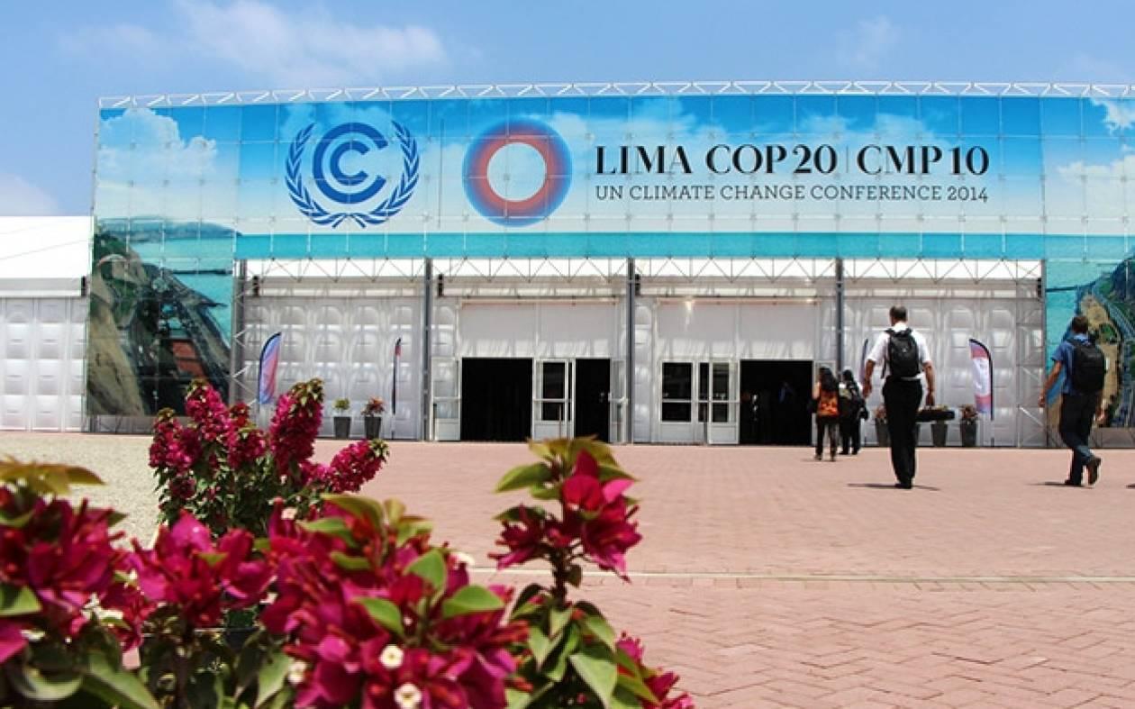 Μια παράγραφος εγκρίθηκε απ' όλη τη συμφωνία για το κλίμα