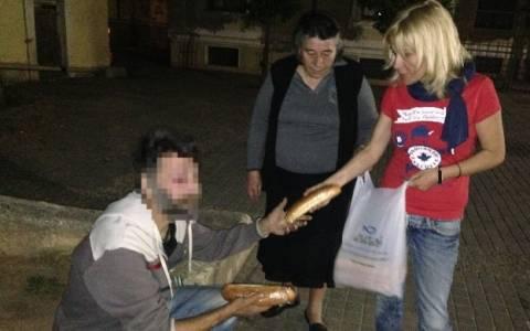 Η Ελλάδα του 2014: Κοινωνία συσσιτίων...