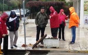 Καραμέρος: Άντεξε στη σφοδρή κακοκαιρία ο Βόρειος Τομέας
