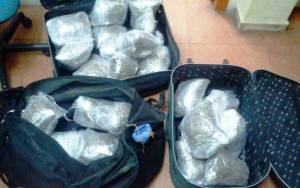 Συνελήφθη 38χρονος στα Ιωάννινα με 22,5 κιλά κάνναβης