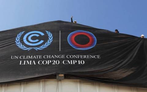 Climate negotiations: agreement on a single paragraph