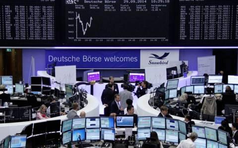 Με πτώση έκλεισαν τα ευρωπαϊκά χρηματιστήρια