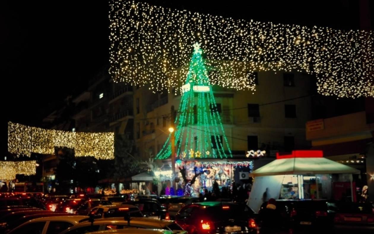Μύρισε Χριστούγεννα στην Αθήνα!