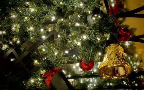 Συγχρονισμένα Χριστούγεννα... στην Καλιφόρνια!