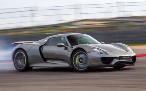 Porsche: Η 918 Spyder ξεπούλησε ετοιμάζουν τη διάδοχο της