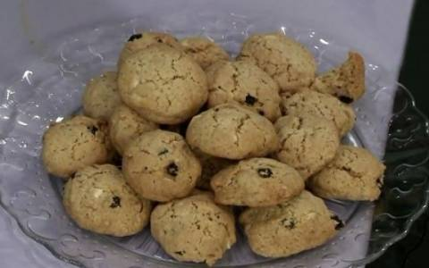 Cookies σαν μελομακάρονα!