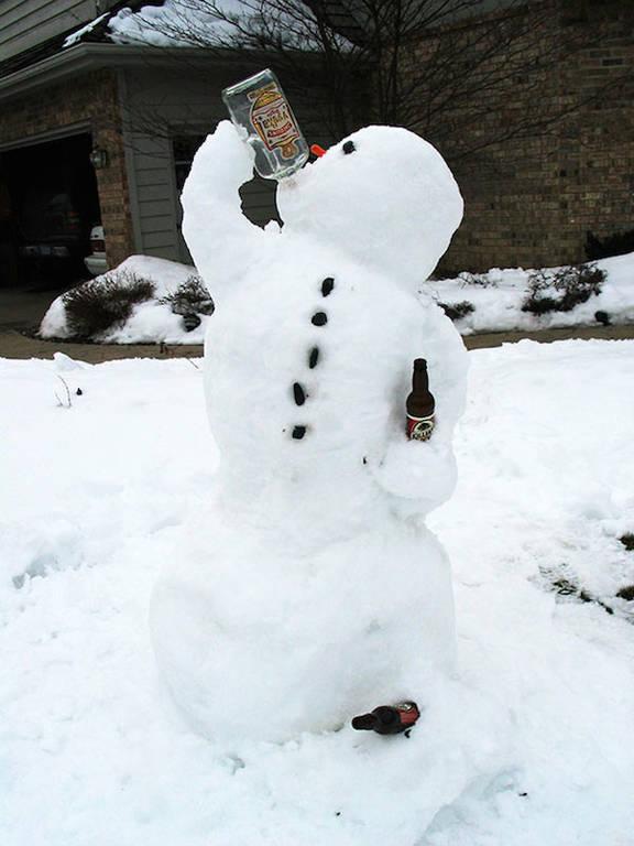 Το μόνο σίγουρο είναι πως τα ποτά θα είναι πάντα παγωμένα!